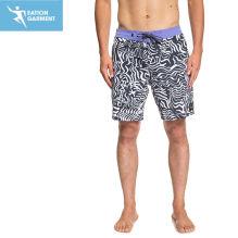 b9e5ad79e Classic Regular Fit Beach Wear Custom Printing Waterproof Swim Trunks