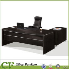 classical office furniture. Classical Luxury 45mm Top Manager Oval Executive Desk CF-I03402 Office Furniture