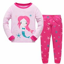 Cute Baby Clothes Sets Toddler Kids Reindeer Costume Nightwear Sleepwear