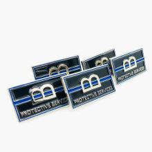Hard enamel lapel pin /badge - Zhongshan Zenith Peak