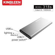 Image result for kingleen power bank 10000mah 318S