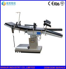 Electric Operating Table Sinsur Industry Co Limited Page 1