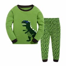 Little Boy′s Cute Dinosaur Pajamas Suits for 2-7t