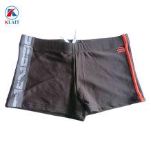 ccccc882c0f Oeko-Tex Custom Holiday Party Mens Swim Trunks Brief Square Leg Swimsuit