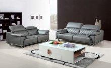 Italian Genuine Leather Modern 1 2 3 Sofa Sbl 9210