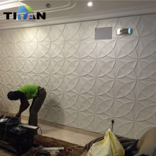 3D PVC Wall Panel - TITAN INTERNATIONAL INDUSTRIAL INC