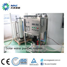 Solar water purification system - MNE Technology Co , Ltd  - page 1
