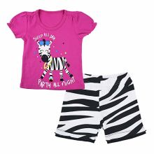 Toddler Baby Wear Little Kid Short Sets 100% Cotton Clothes