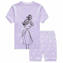 Children Baby Clothes Toddler Short Sleep Wears Kids Summer Wear