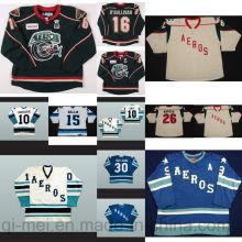 b8a5e3177 Maxim Noreau Patrick Osullivan Rickard Ahl Houston Aeros Hockey Jerseys