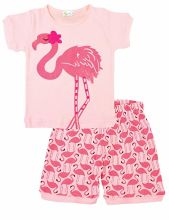 Pajamas for Girls Little Kid Short Sets 100% Cotton Clothes