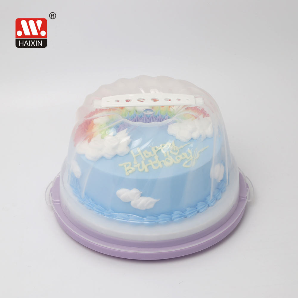 Surprising China Cake Container Plastic Package Pastry Round Dome Birthday Funny Birthday Cards Online Inifofree Goldxyz