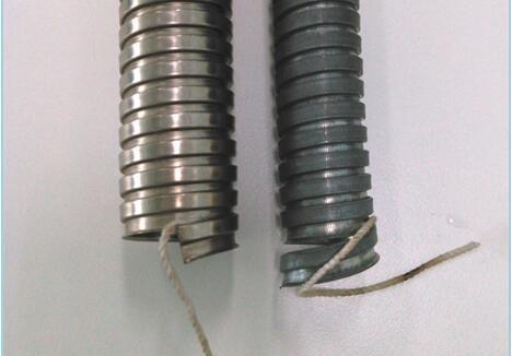 Stainless Steel Flexible Metal Squarelock Conduit