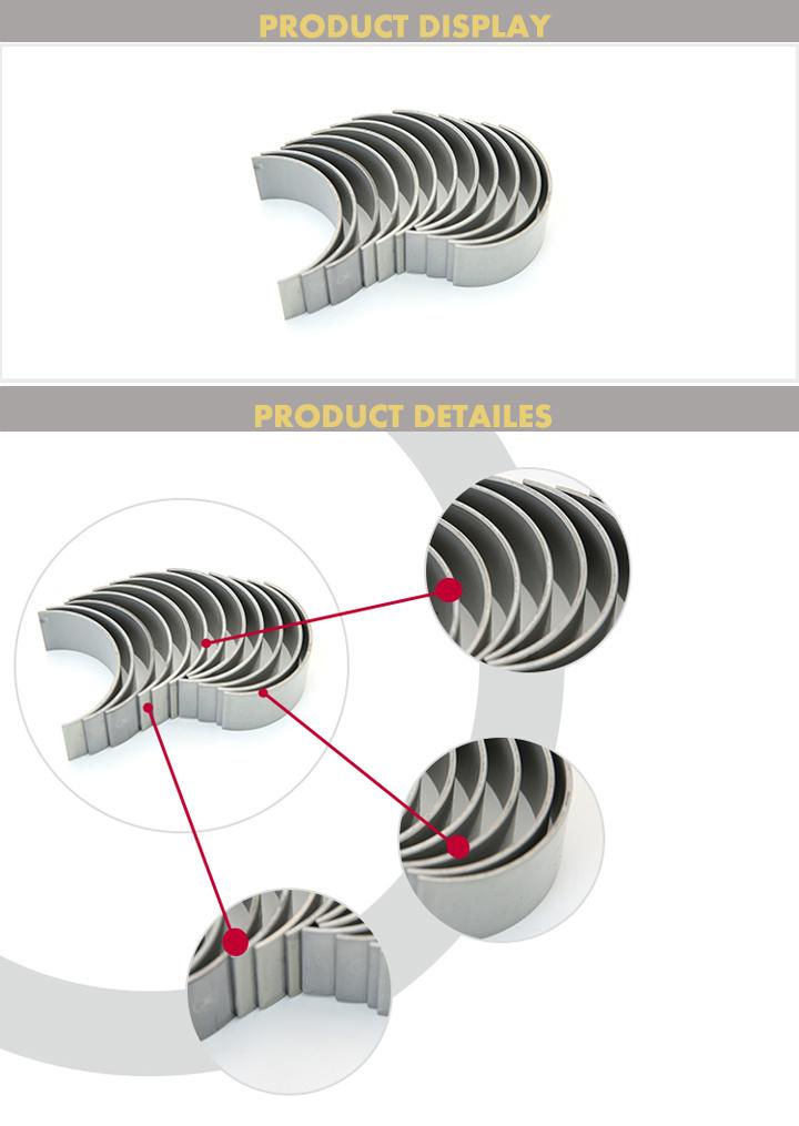 OEM Precision Farm Tractor Steel Sheet Metal Stamping Part