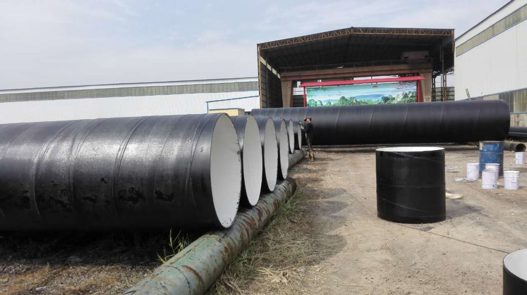 API 5L Spiral Welded Anti-Corrosion Steel Pipe