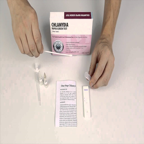 China Rapid Free Chlamydia Test Kit - China Chlamydia Test