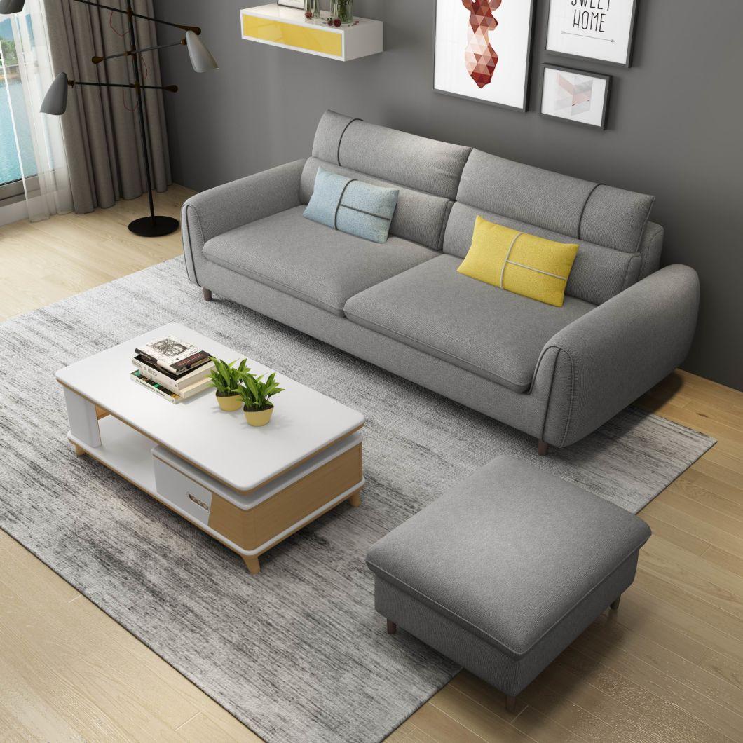 Soft Fabric Sofa Sets
