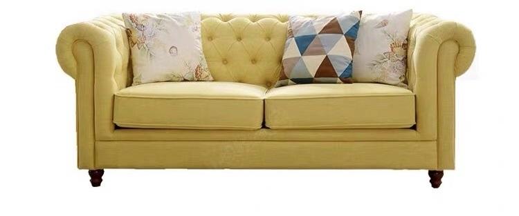 Fabric Corner Sofa Sectional