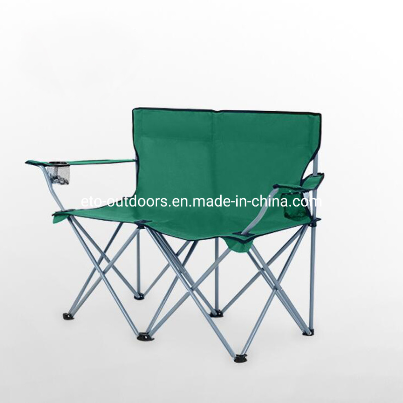 Awe Inspiring China Customzied Double Seat Camping Chair Folding Chair Pabps2019 Chair Design Images Pabps2019Com