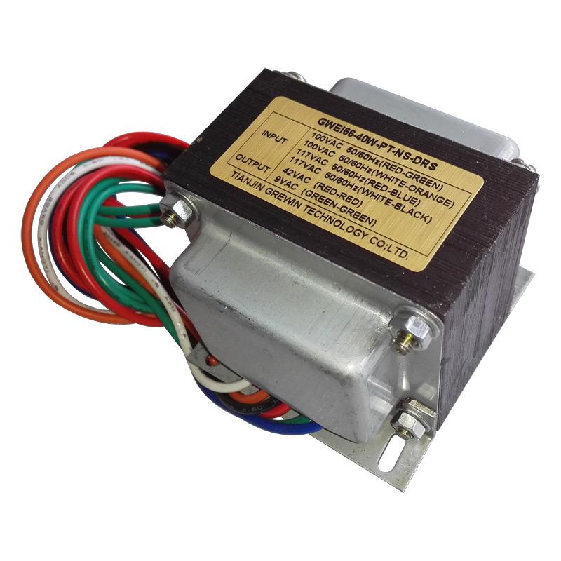 50Hz Ei Laminated Core Transformer with CB, IEC Certificates