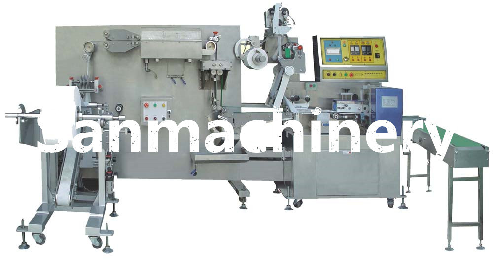 [Hot Item] Single Pack Wet Wipe Machine Price Non-Woven Wipes Manufacturing  Machinery