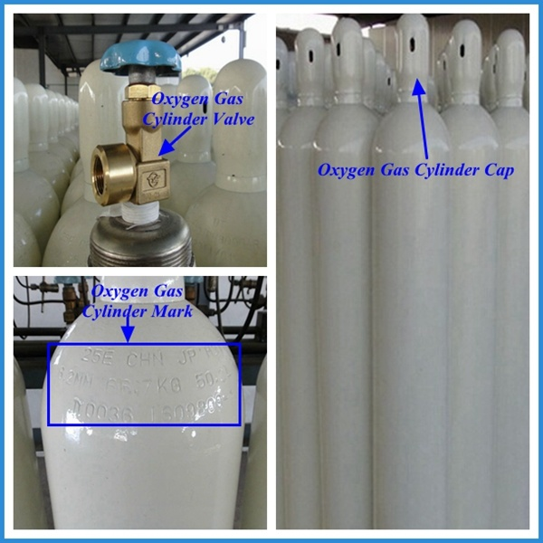China 40L High Quality Helium Gas 99.9%-99.9999%in
