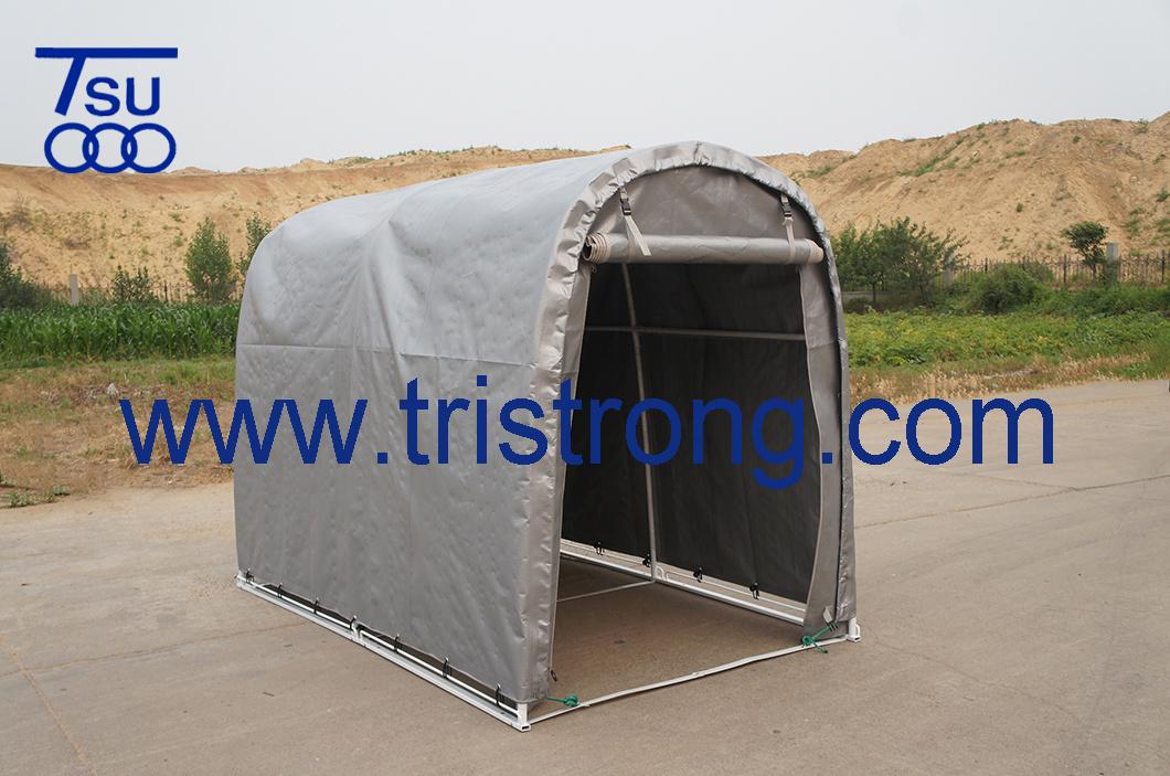 Garden Tool Storage/Greenhouse/Hothouse/Garden Shed (TSU-162G)