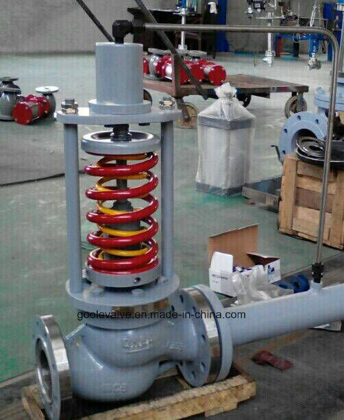 Zzyp Self Operated Steam Pressure Reducing Valve