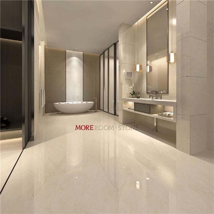 china modern beige bathroom porcelain floor wall tiles for
