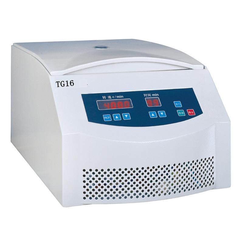 High Speed Lab Prp Centrifuge Blood Machine
