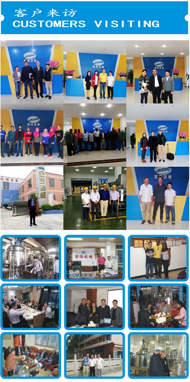 Jinzong Machinery realiable Metal Paint Production Line Equipment company-7