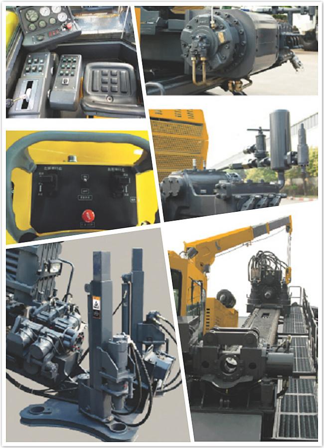 XCMG HDD XZ450 Horizontal Directional Drill Machine 13.3