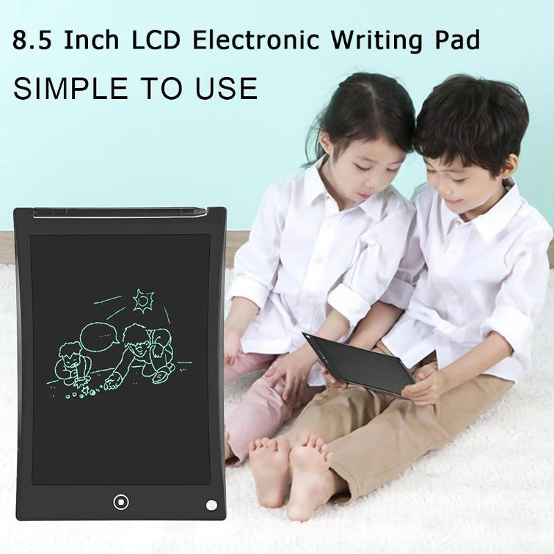 Digital Tablets Study Board Portable 8.5 Inch LCD Electronic Writing Tablet Digital Drawing Pad Tables for Kids