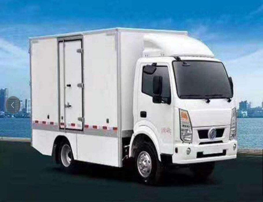 Electric Van Transporter Special Line Cargo Transporter