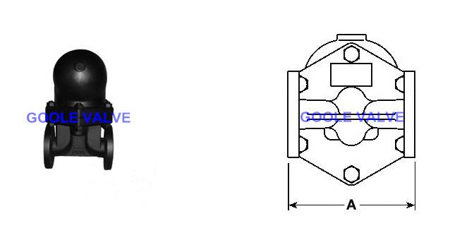 Whenzhou Ball Float Steam Trap (GAFT44)