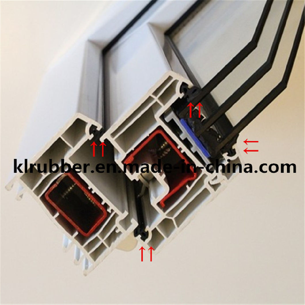 China Epdm Rubber Seal Strip For Glass Curtain Wall