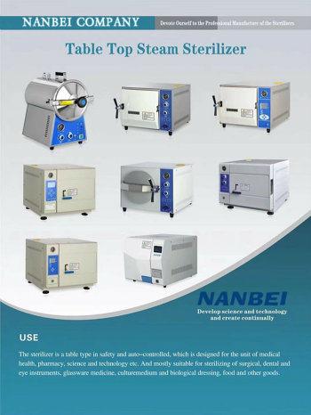 Hospital Vertical Pressure Autoclave Steam Sterilizer Price