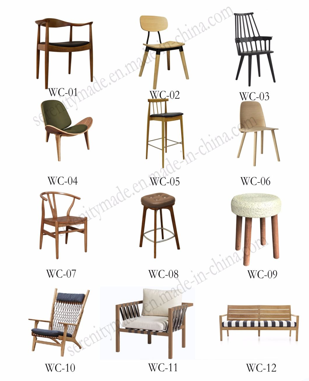 Incredible China Wooden Furniture Restaurant Bistro Cafe Black And White Stripe Fabric Seat Wooden Bench Machost Co Dining Chair Design Ideas Machostcouk