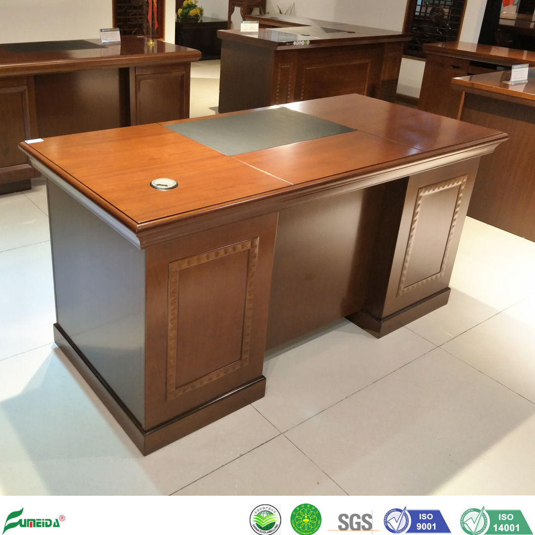 China Wooden Computer Desk Office Furniture Table Designs