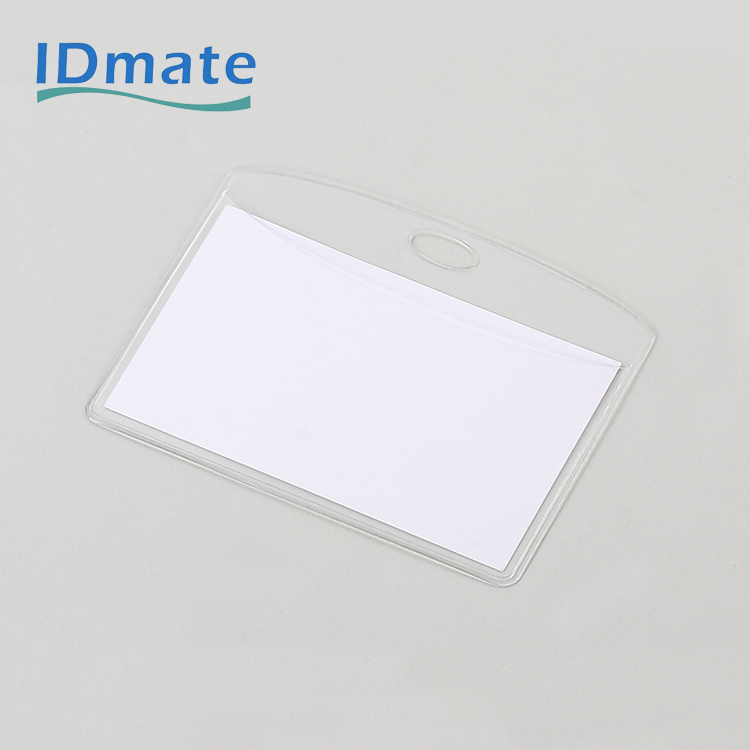 Transparent Silicone Medical Arm Band Badge Holder