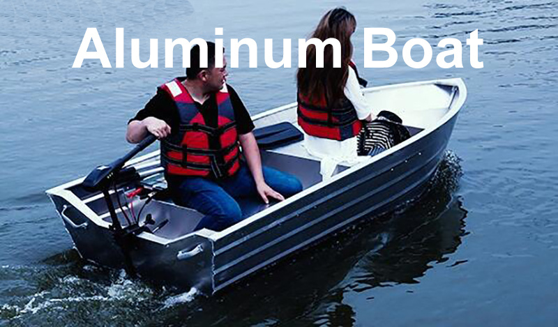 China Best All Welded Aluminum V Hull Fishing Boats For Sale