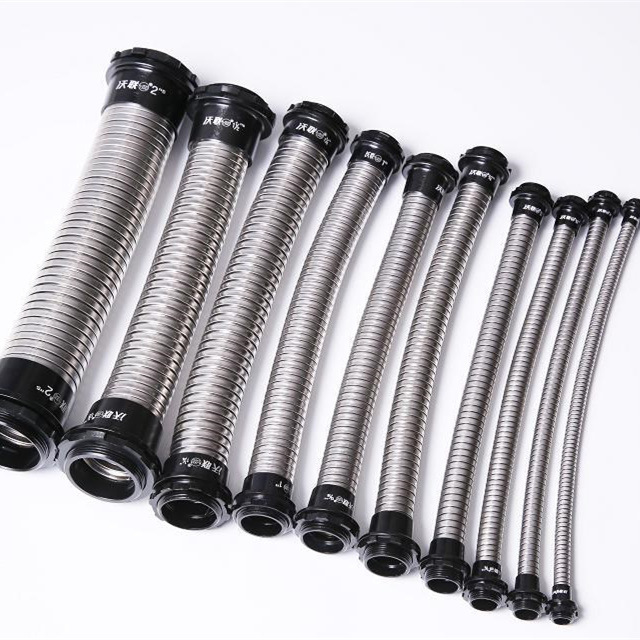 Stainless Steel Flexible Metal Interlock Conduits