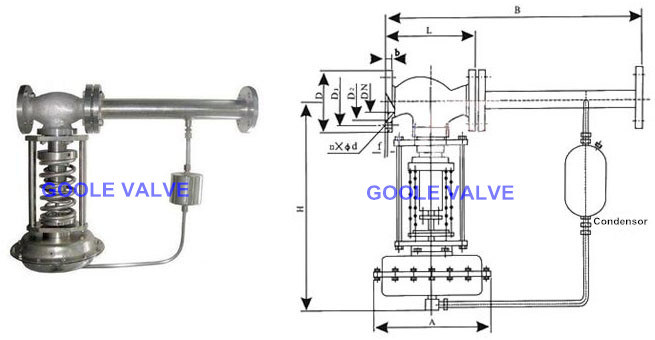 Self Operated Pressure Reducing Valve (ZZY)