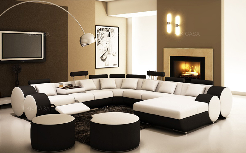 China Design Modern European Style Sofa