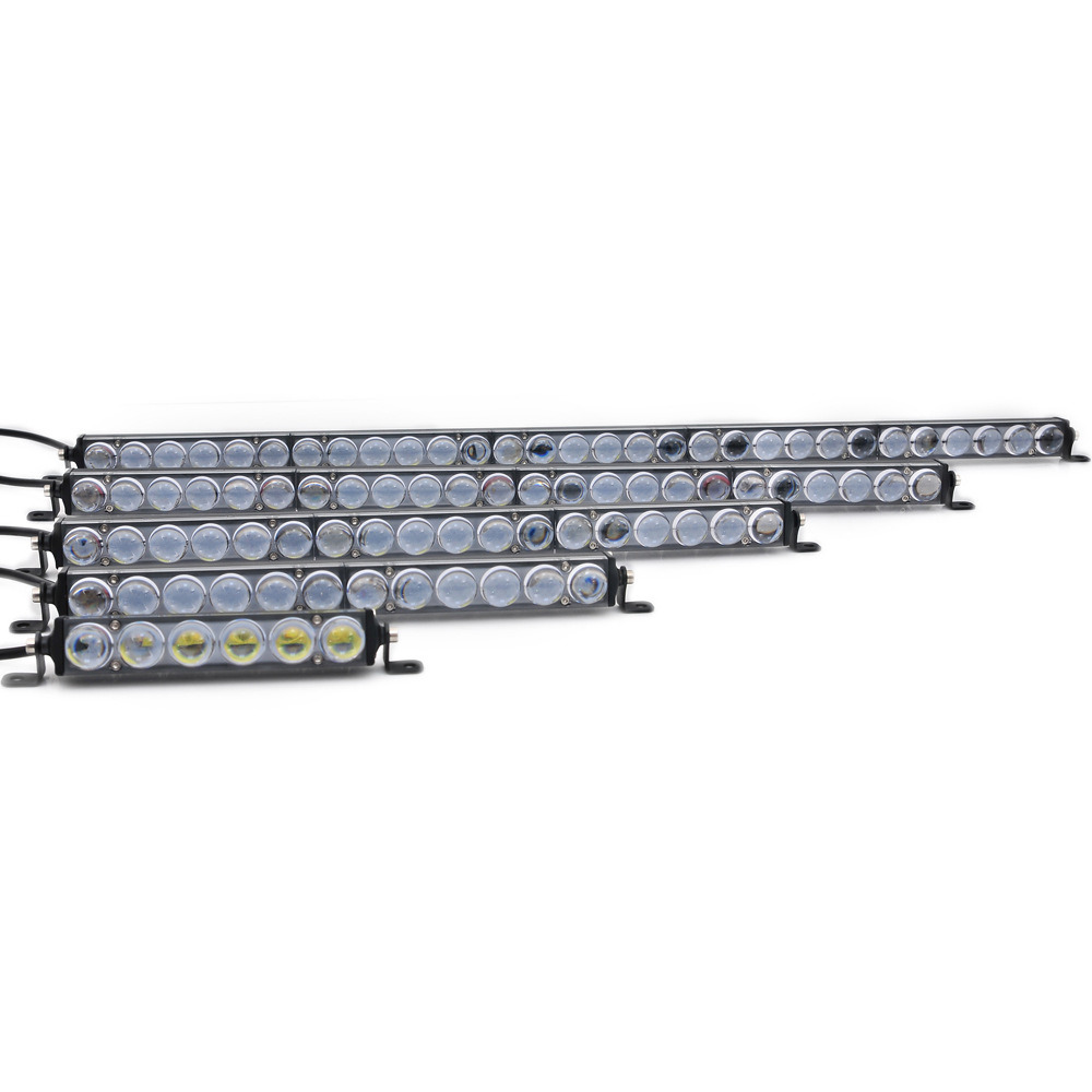 CREE 126W Super Slim Spotlight LED Light Bar with IP69K Waterproof