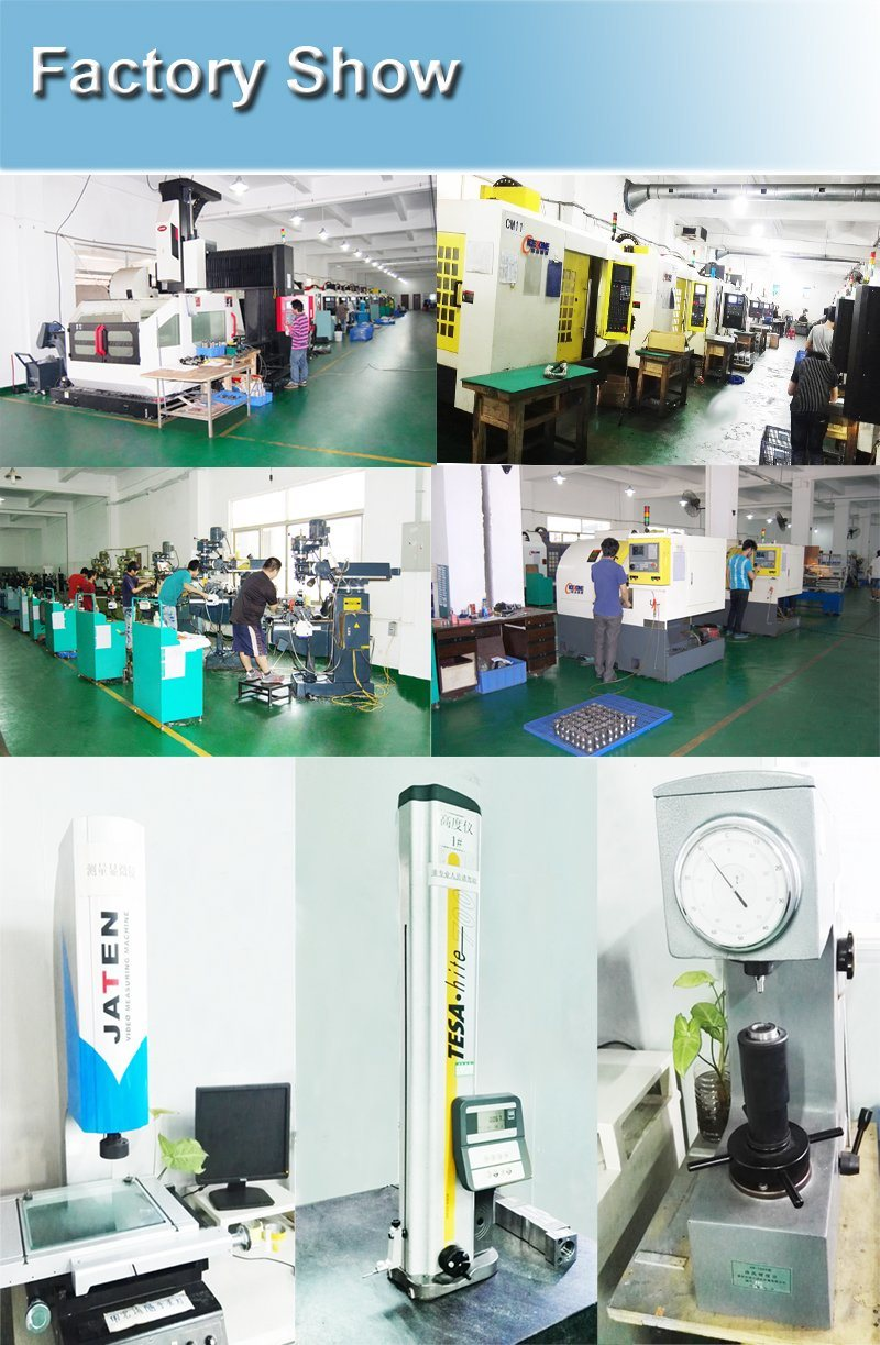Assembling Machine Parts/Sandblast Anodize Precision CNC Machining Aluminum Parts