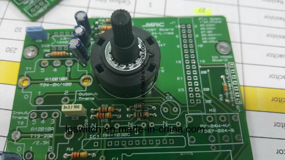 DP12T ROTARY SWITCH