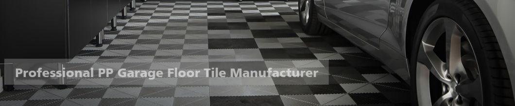 China Motofloor Modular Garage Flooring