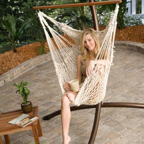 Cotton Netting Hammock Swing Chair