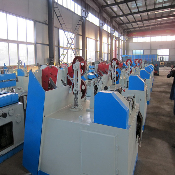 Stainless Steel Wire Re-Winding Machine